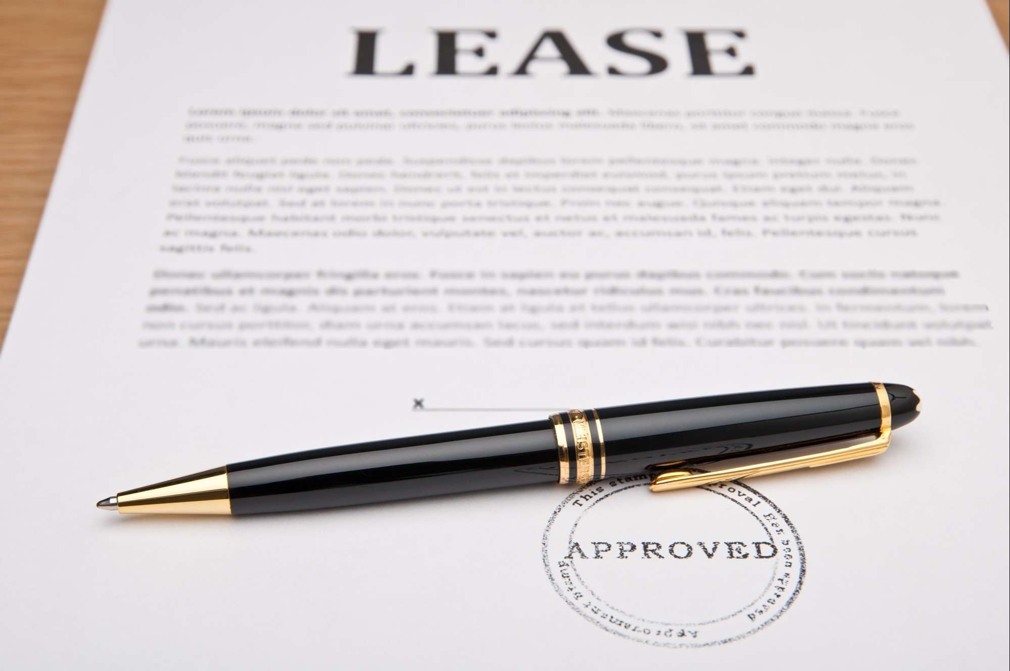 Lease Highlights